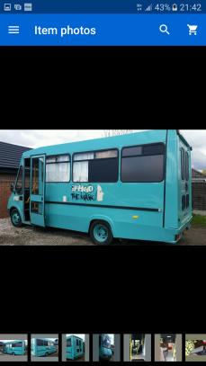 Its the Van